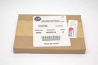 Allen Bradley 2090-SCEP3-0 Sercos Plastic Fiber Optic Cable 3M