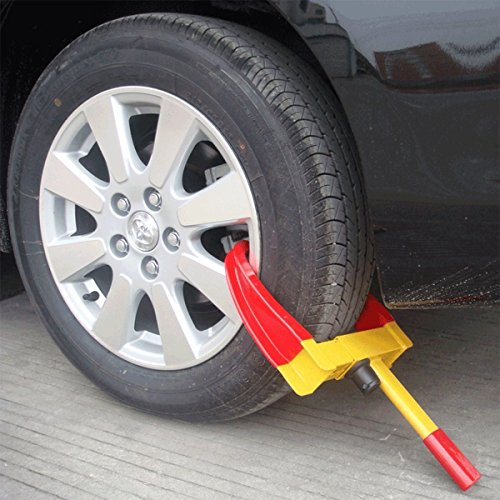 Keraiz® - Abrazadera de seguridad para ruedas