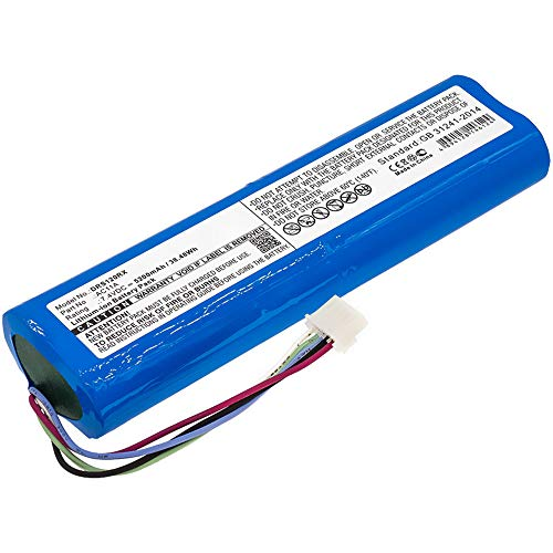 subtel Batteria Premium Compatibile con 3DR Drone Remote Controller, AC11A 5200mAh accu Ricambio Sostituzione