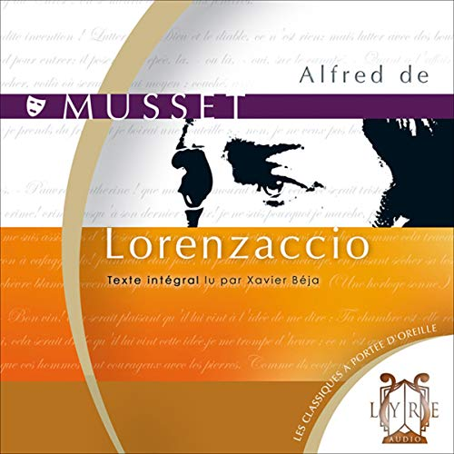 Lorenzaccio  Titelbild