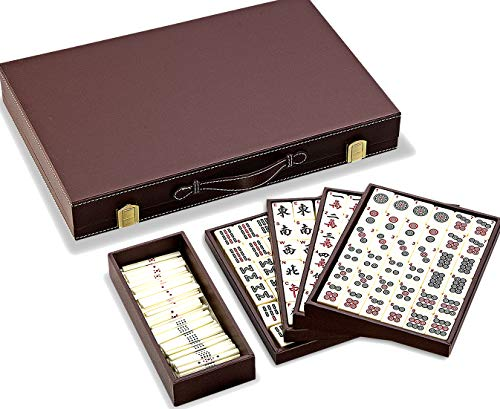 Mah Jongg Set Club Mahjong Set - Jaques von London seit 1795