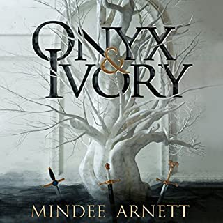 Onyx & Ivory audiobook cover art