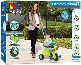 comprar comparacion Triciclo Infantil Molto Urban Trike II City 5 en 1