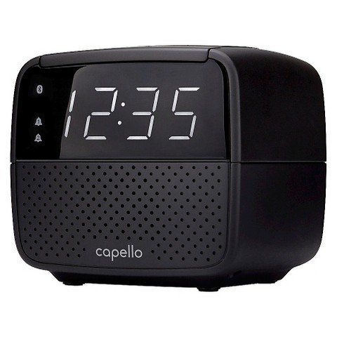 Capello Wireless Alarm Clock