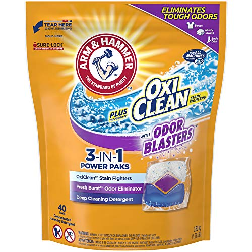 ARM & HAMMER Plus OxiClean Laundry Detergent In Stock Online