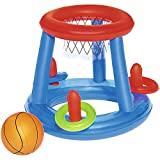 Inflatable Floating Hoops Basketball Pool Game Aufblasbares Poolspielzeug Schwimmendes Poolspiel Kinder Schwimmbad and Strand Spaß
