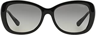 VOGUE Women's Injected Woman Sunglass 0VO2943SB Rectangular Sunglasses
