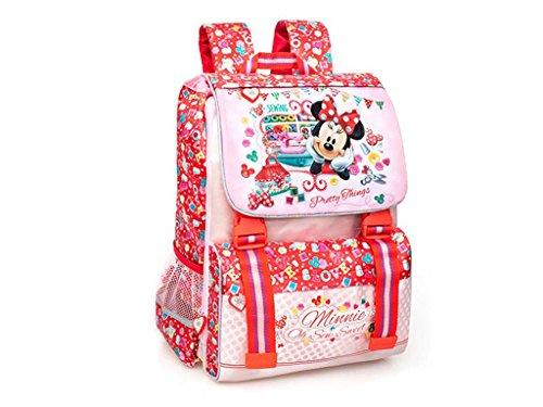 Zaino Scuola Estensibile Minnie Sweet - Disney