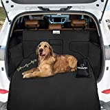 Focuspet Car Boot Cover for Dogs, Non Slip Dog Boot Liner Protector