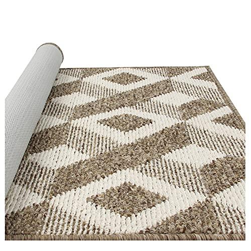 Chrider Door Mat, 32'x48' Low Profile Indoor Doormat for Home Entrance, Machine Washable Entryway Rug, Non-Slip Absorbent Resist Dirt Welcome Doormat for Front Door, Lanudry Room, Patio, Entry Decor