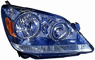 For Honda Odyssey Headlight 2005 2006 2007 Passenger Right Side Headlamp Assembly Replacement