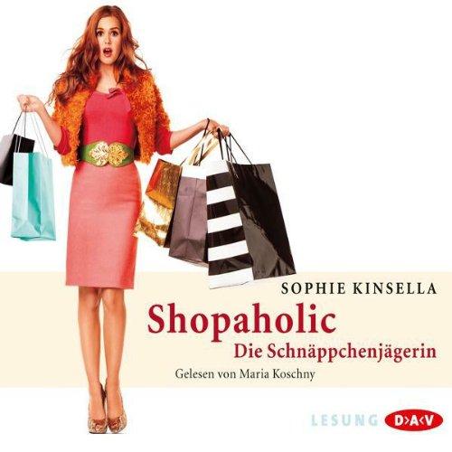 Shopaholic audiobook cover art