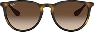 Women's Rb4171 Erika Round Sunglasses