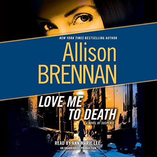 Love Me to Death audiobook cover art