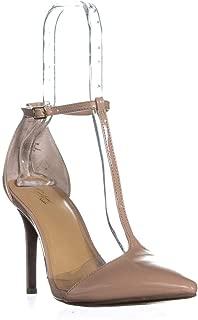 Thalia Sodi Womens Gracee Pointed Toe Ankle Strap Classic Pumps US