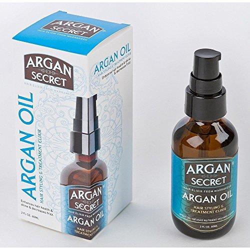 Argan Secret Oil Arganöl 60 ml