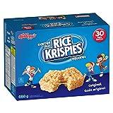 Kellogg's Rice Pops carré Barres 660G Jumbo Pack-original, 30Barres de céréales