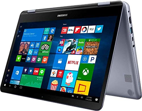 Samsung Notebook 7 Spin 2-in-1 13.3 inch FHD Touch Screen Notebook, Intel Core i5-8250U, 8GB DDR3...