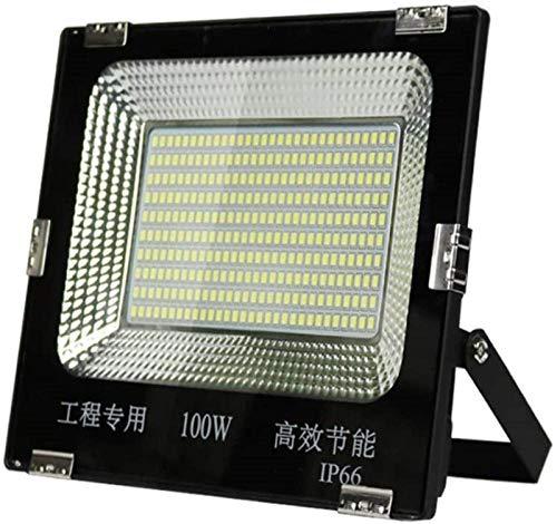 THj Luz de inundación LED de 400 vatios para Exteriores, Luces de Seguridad súper Brillantes a Prueba de Agua IP66, luz de Trabajo de Paisaje para Patio Trasero, jardín, garajes, azoteas, Patio