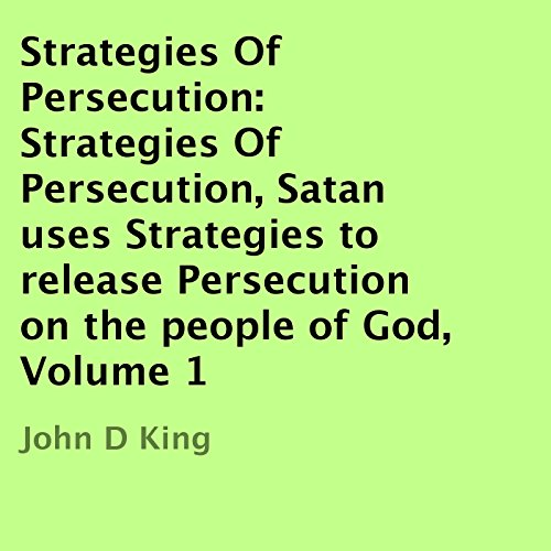Strategies of Persecution cover art