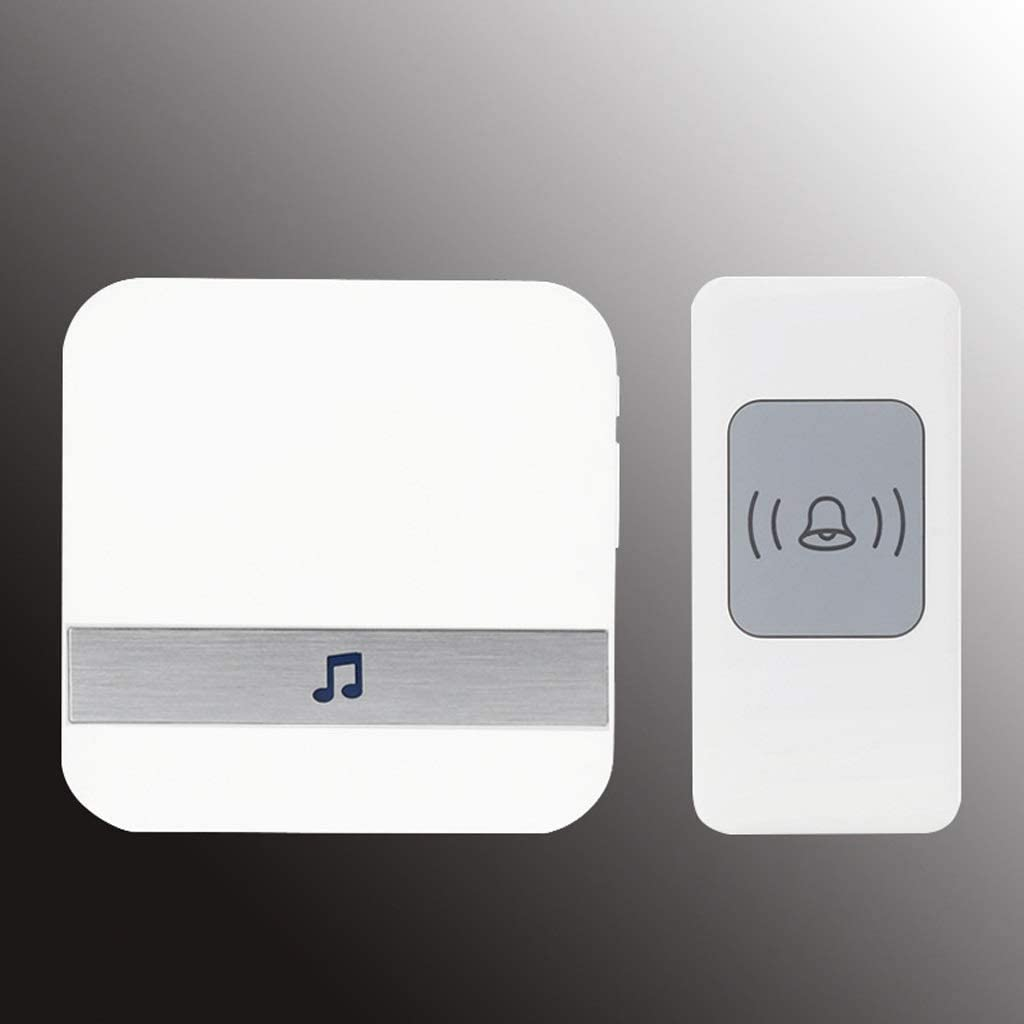 TJLSS WiFi Spring new work one after another Wireless Smart Brand new Doorbell Remote Control Waterproof Doo