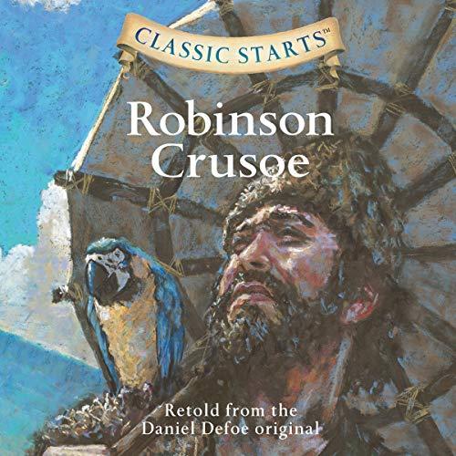 Couverture de Robinson Crusoe