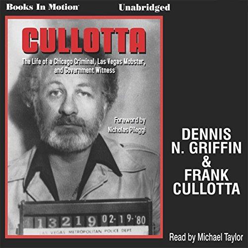 Cullotta audiobook cover art