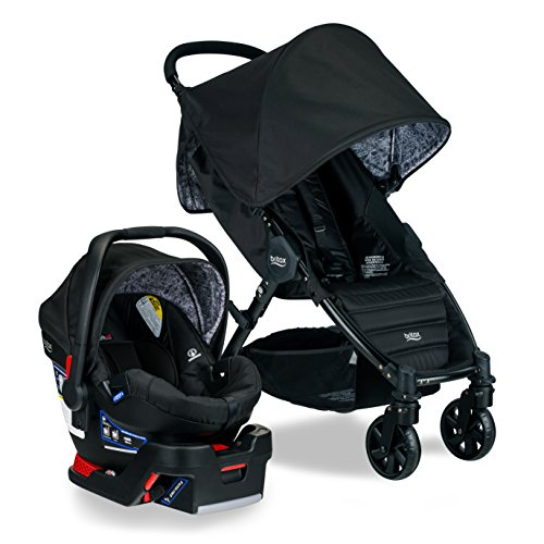 Check Out This Britax Pathway & B-Safe 35 Travel System, Sketch