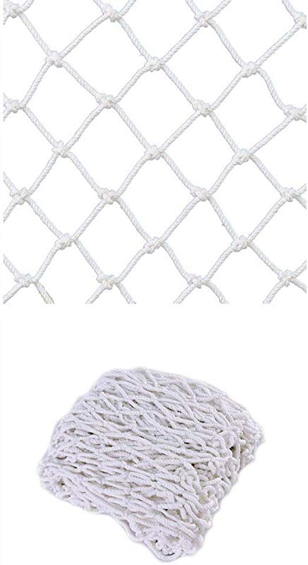 Climbing Net Outdoor Sports Development Training Net Wall Protection Net Playground Child Safety Net Kids Balcony Net 1M To9M Length Width Size 1x1m Size 26