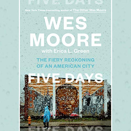 Five Days  By  cover art