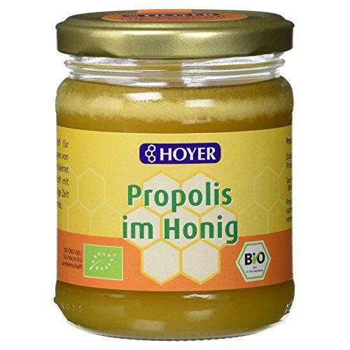 Hoyer Bio Propolis im Honig, 250 g