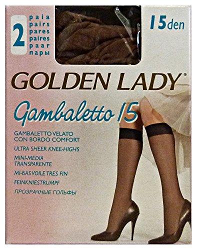 Lot 20 Gambaletto 15 DEN Castor * 2 paires 1 C
