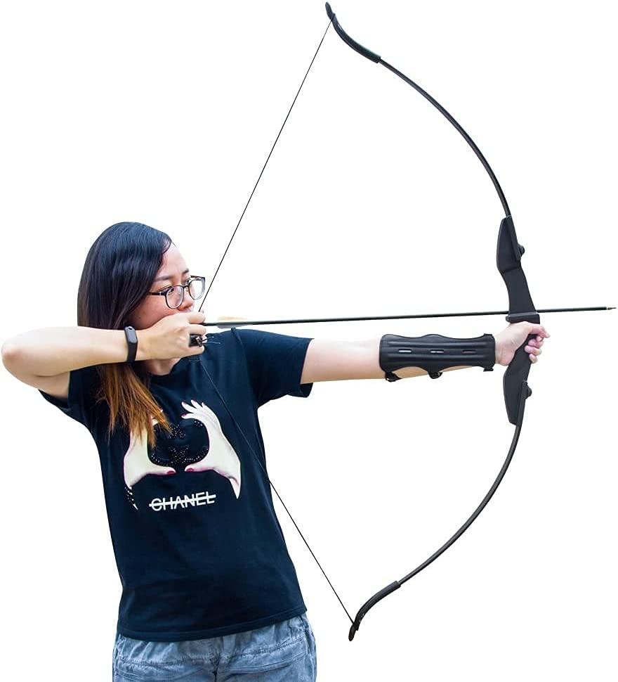 excellence BZTANG Archery Recurve Takedown Bow Inventory cleanup selling sale and Set 50lbs 40lbs Arrow fo