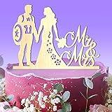 Captain America Wedding Cake Topper - Custom Wood Cake Decorations - Mr and Mrs Cake Topper - Custom Cake Topper - Super Hero Cake Topper - Captain America Silhouette