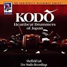 Heartbeat Drummers of Japan The Audiophile Reference Series