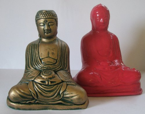 Latexform - Buddha groß, 213 mm