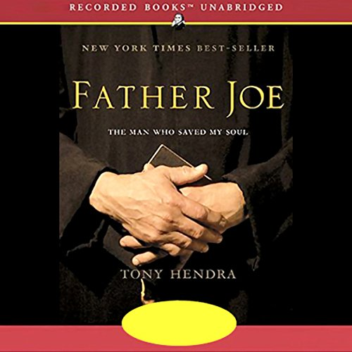 Father Joe audiobook cover art