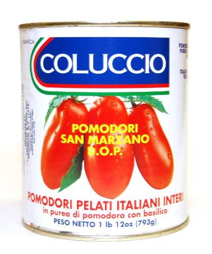 Coluccio - San Marzano D.O.P. Tomatoes, (1)- 28...