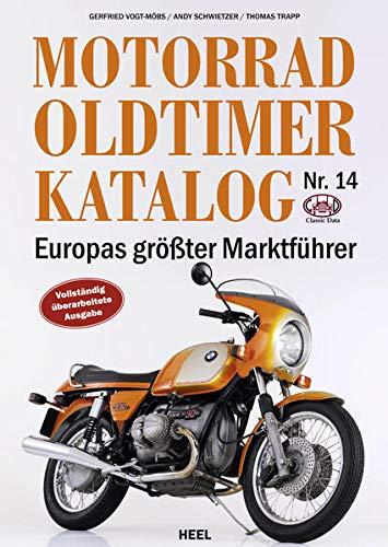 Motorrad Oldtimer Katalog Nr. 14: Europas größter Marktführer