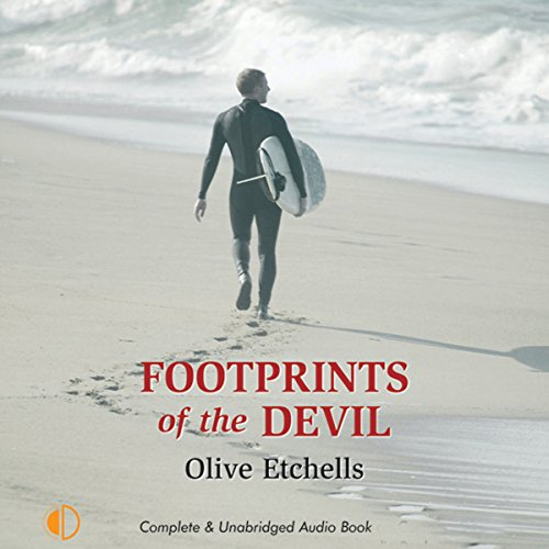 Footprints of the Devil audiobook cover art
