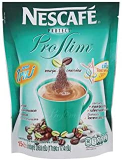 Nescafe Protect Instant Coffee 3 in 1 Proslim Diet Slimming Coffee 10 Sachets