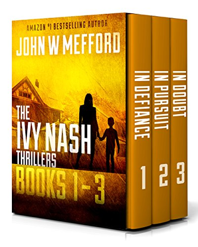 The Ivy Nash Thrillers: Books 1-3 (Ivy Nash Thrillers Box Set)