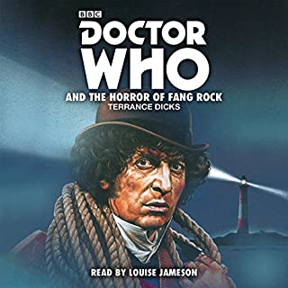 Doctor Who and the Horror of Fang Rock cover art