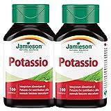 Potassio 100 compresse - Jamieson Integratorie alimentare (2 Confezioni da 100 compresse)