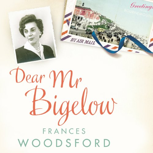 Dear Mr Bigelow audiobook cover art