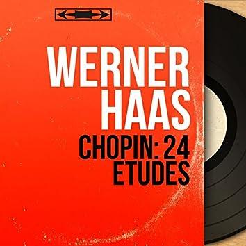 Chopin: 24 Études (Mono Version)