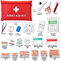 Witlifch Mini Survival First Aid Kit