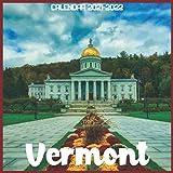 Vermont Calendar 2021-2022: April 2021 Through December 2022 Square Photo Book Monthly Planner Vermont small calendar