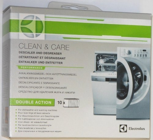 Electrolux Care & Maintenance 9029792745 Clean & Care disincrostante - conf. da 10 bustine da 50 g.