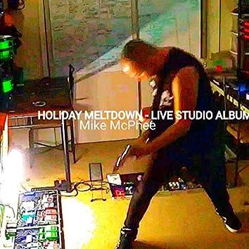 Holiday Meltdown (Live Studio Album)